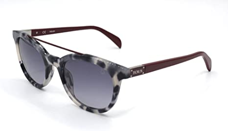 TOUS STO952-490M65 Gafas, Blanco, 49/21/140 para Mujer
