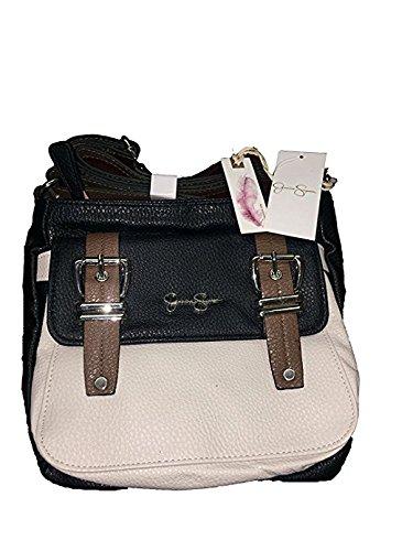 Jessica Simpson Handbags And Shoes - Jessica Simpson Jaime Crossbody Shoulderbag Color Black