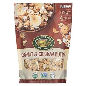 Natures Path Granola Coconut Cashew Butter, 11 oz