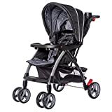 Dream On Me Maldives Lightweight Stroller, Grey Review