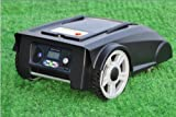 Auto Robot Lawn Mower 2012 Newest Model 200m Virtual Wire & 200pcs Pegs 2900 Lithium Battery Robot Lawn Mower with the Newest Function Eletronic Compass