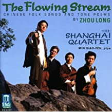 Flowing Stream: Chinese Folk Songs & Tone Poems