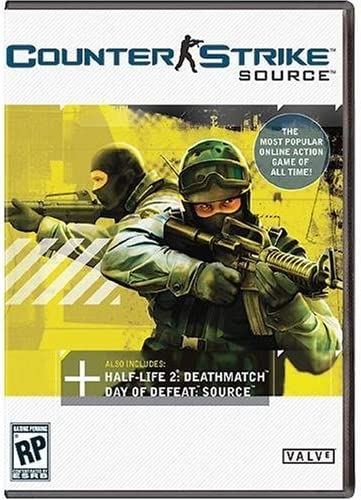 Counter Strike Source Pc Video Games Amazoncom
