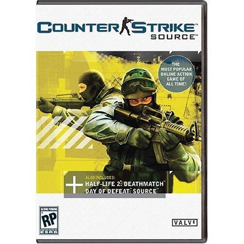 Counter Strike Source 2007 PC