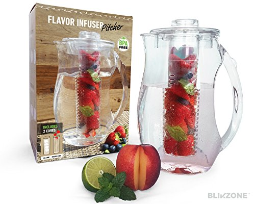 pitcher with infuser - 5