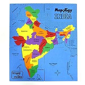 Imagimake Mapology : States of...