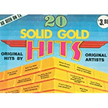 [LP Record] 20 Solid Gold Hits, - Original Hits by Original Artists
