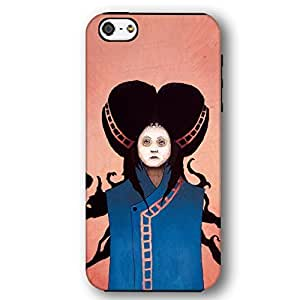 Monster Female Minotaur Scary Halloween For Samsung Galaxy S6 Cover Slim Phone Case