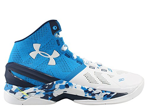 Basketball Armour Under 2 Mdn Elb Wht Men's Curry tqUwx1fRw8