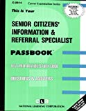 Senior Citizens' Information and Referral Specialist, Jack Rudman, 0837328144
