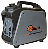 Dirty Hand Tools 104611 2000W Inverter Generator – Gas Powered, 120V Outlets x2, USB x1, DC x1 For Sale