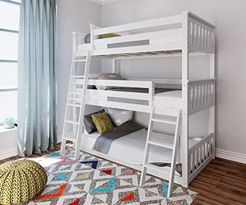Max Lily Twin Triple Bunk