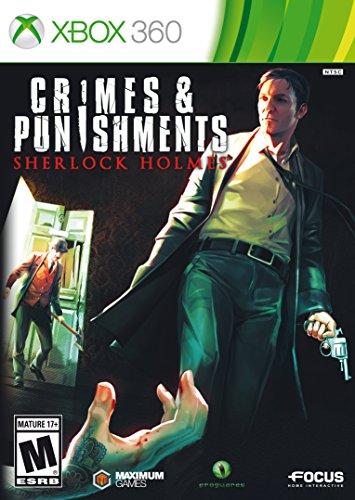 Sherlock Holmes: Crimes & Punishments - Xbox 360 (Sherlock Xbox Holmes 360)