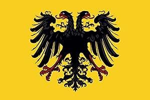 Bandera Heiliges Antigua Roma en alemán Nation 90x 60cm * P