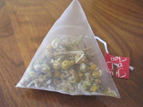 Serene Herbal Tea 20 Pyramid Infuser Bags