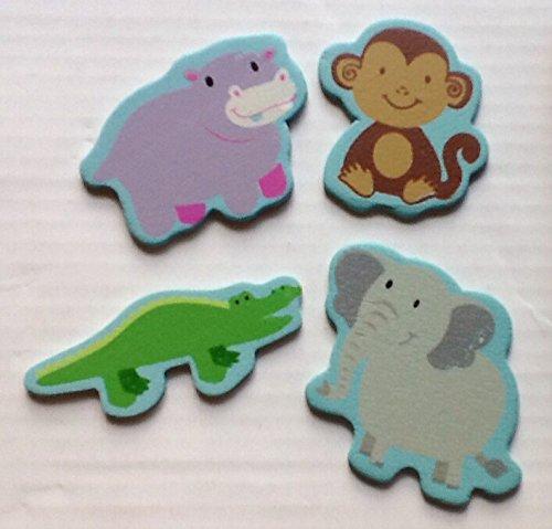 4-wooden-2-prepainted-jungle-safari-animals-baby-boy-blue-decorations-arts-crafts-scrapbook-embellis