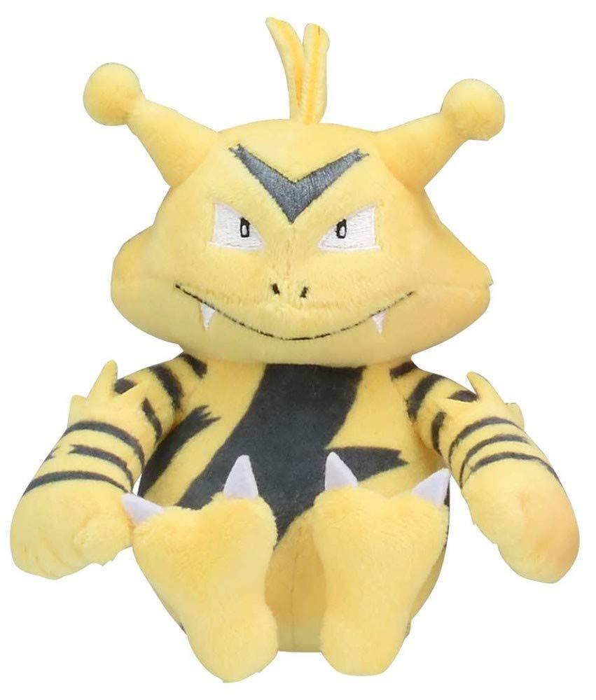 Pokemon Plush Sitting Cuties ELECTABUZZ