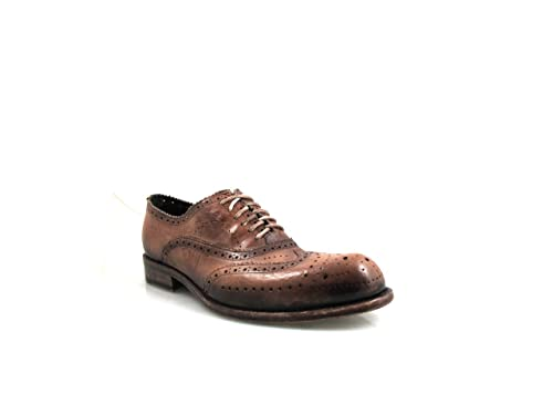 0f4eb40029ae Jo Ghost 1447 Men's Italian Dressy/Casual Lace-Up Shoes