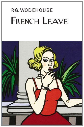 Book cover for French Leave