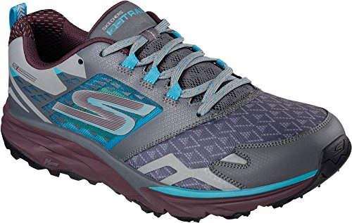 Skechers (SKEES) - Go Trail - Baskets Sportives, homme, gris (ccmt), taille 44