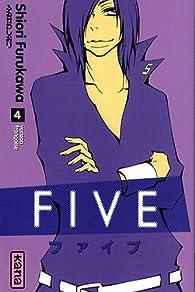 Five, tome 4 par Shiori Furukawa