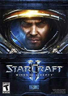 Starcraft II: Wings of Liberty (B003H4R2GG) | Amazon price tracker / tracking, Amazon price history charts, Amazon price watches, Amazon price drop alerts