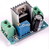 10PCS Power Module LM317 DC-DC Converters Buck Adjustable Linear Regulator