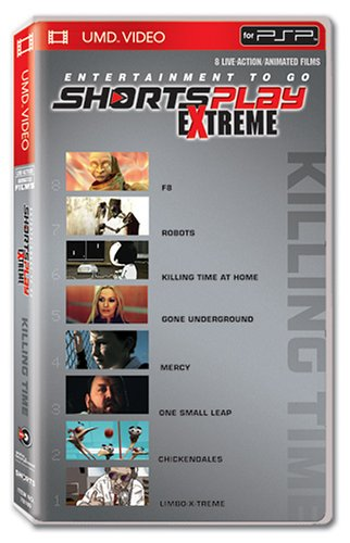 Shortsplay Extreme  Umd For Psp
