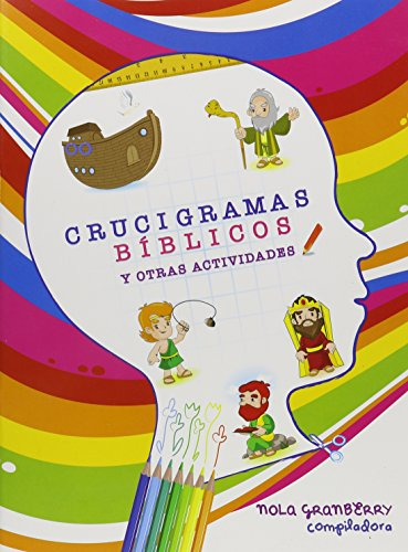 Crucigramas Biblicos y Otras Actividades (Spanish Edition) [Nola Granberry] (Tapa Blanda)