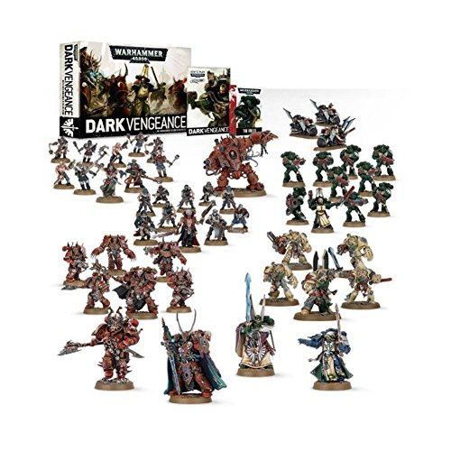 Games Workshop Dark Vengeance Warhammer 40K Newest Edition 2014