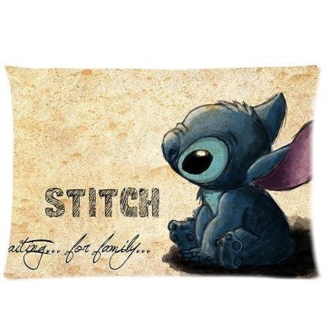 Amazon.com: Cute Cartoon Lilo y Stitch personalizado para ...