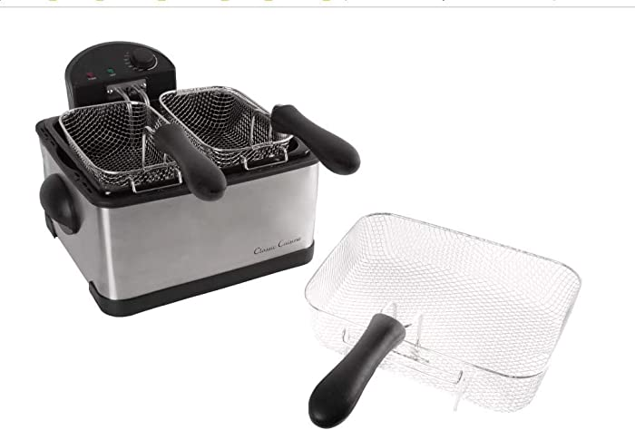 Top 9 Red Deep Fryer With Basket