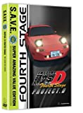 Initial D: Stage 4 - Save [DVD] [Region 1] [US Import] [NTSC]