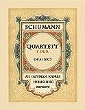 Schumann, Robert : Quartett F dur, Op. 41, Nr. 2.