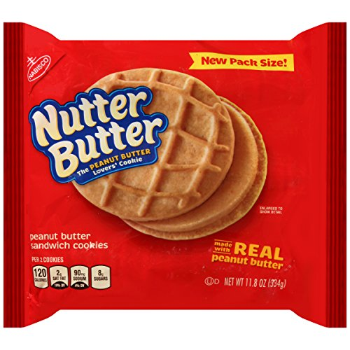 Nutter Butter Peanut Butter Cookies, 11.8 Ounce