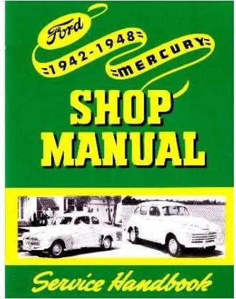 1941 1942 1943 1944 1945 1946 1947 Dodge Truck Shop Service Repair Manual Book