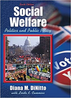 Book Social Welfare: Politics and Public Policy