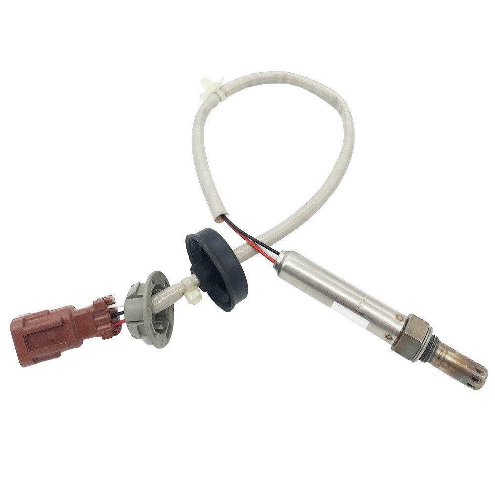 Germban 234-3123 O2 Oxygen Lambda Sensor Downstream Fits for 1993-1996 Altima 2.4L-L4 1995-1996 Maxima 3.0L-V6 1994-1996 G20 2.0L-L4