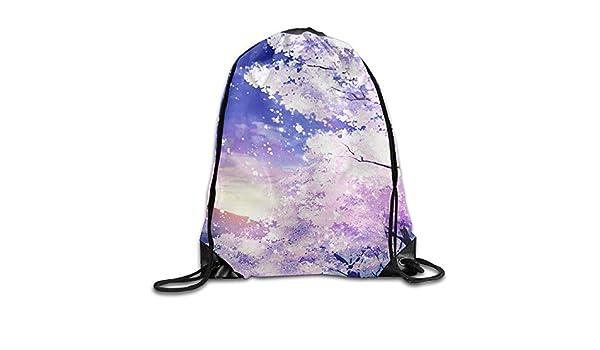 VIMUCIS Love Star Drawstring Backpack Rucksack Shoulder Bags Training Gym Sack For Man And Women