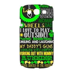 Custom John Deere Cartoon Lovely Hard Case for SamSung Galaxy S3 I9300 (2)