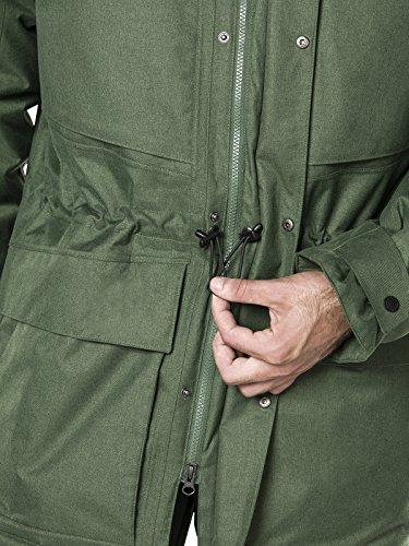 Berghaus Men's Parka Men's Hudsonian Hudsonian Parka Green Berghaus 4zzwOqC
