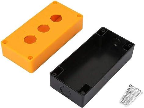 Caja de interruptores de 22 mm de BX3, caja protectora de caja de ...
