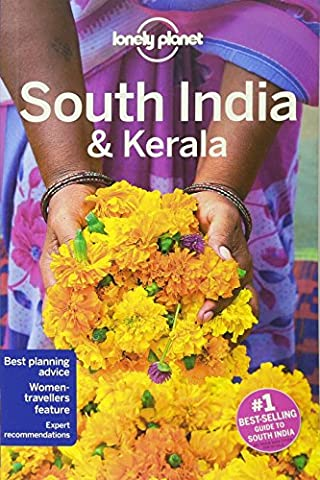 Lonely Planet South India & Kerala (Travel Guide) (India Rajasthan)
