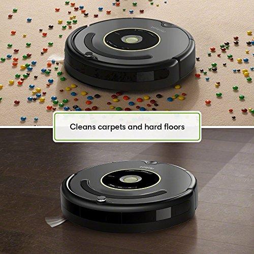 Irobot Roomba 652 Robotic Vacuum Deals Coupons Reviews