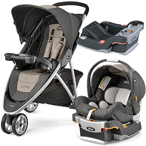 Chicco Travel System Pram - 5