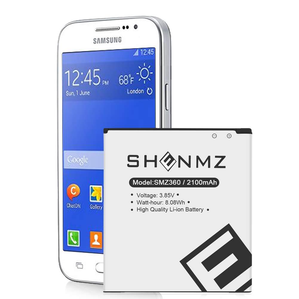 Bateria Galaxy Core Prime Shenmz 2100mah Li Ion Para Samsung Galaxy Core Prime Sm G360p G360v Prevail G3606 G360