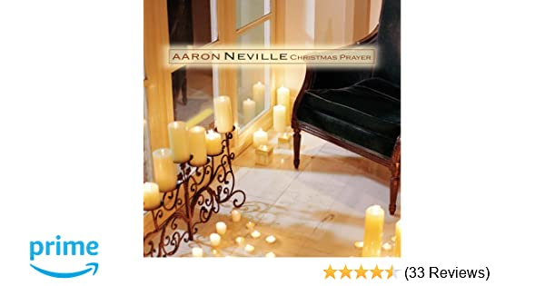aaron neville christmas prayer amazoncom music