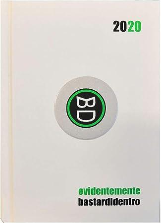 Seven Bastardi Dentro Diario Pocket 16mesi Datato