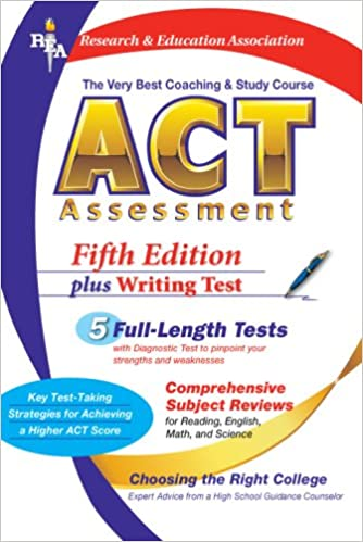 ACT Assessment (REA) - The Very Best Coaching and Study Course for ...