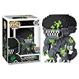POP! Alien Funko Xenomorph Blood Splattered 8-Bit Vinyl Figure Previews Exclusive